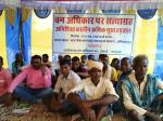 Hunger strike for FRA implementation continues in Chhattisgarh; state yet to respond