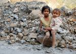 Poverty and emergencies keep children out of school