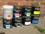 Household paints have dangerous amounts of lead: study