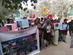 Implement Food Security Act properly, demand activists protesting hunger deaths