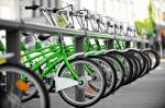 Can bicycle sharing reduce global carbon emissions?