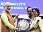 Prime Minister confers Shanti Swarup Bhatnagar Prizes