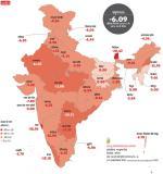 खेती की जमीन कम हुई पर बढ़ गई छोटे किसानों की संख्या