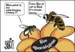 Simply put: Bee apocalypse
