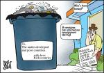 Simply put: Malaysia to send back waste to US, UK Canada etc