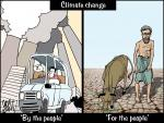 Simply put: Climate Change and its effects