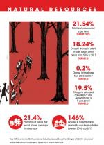 World Environment Day in numbers: Natural resources