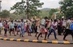 15 दिन के अल्टीमेटम के बाद आदिवासियों ने खत्म किया आंदोलन
