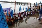 मध्यप्रदेश-गुजरात के बीच नर्मदा विवाद गहराया