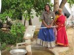 Successful project made women water entrepreneurs instead of water carriers