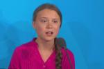ग्रेटा ने दुनिया भर के हुक्मरानों को चेतावनी दी, माफ नहीं करेगी युवा पीढ़ी