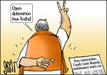 Simply put: ODF India