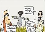Simply put: Farm suicides continue