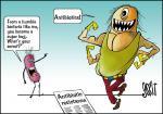 Simply Put: Antibiotic resistance