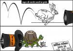 जग बीती: आर्थिक वृद्धि की दौड़!