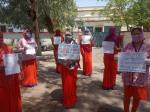 कोविड-19 : मध्य प्रदेश में आशा कार्यकर्ताओं ने सरकार को दी काम ठप करने की चेतावनी