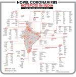 Novel coronavirus hotspots in India for week after May 3