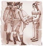 250 साल पहले कंबल के जरिए हुआ था पहला जैविक हमला
