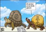 जग बीती: कछुआ दौड