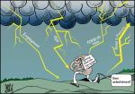 Simply Put: Lightning strikes