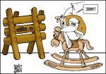 जग बीती: सत्ता का घोड़ा!