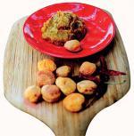 आहार संस्कृति: पहाड़ों का अनोखा उपहार है चुलु
