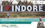 स्वच्छता सर्वेक्षण 2020: लगातार चौथी बार एक नंबर पर रहा इंदौर