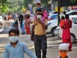 कोविड-19 के कारण गरीबी की दलदल में धंसे 15 करोड़ बच्चे: यूनिसेफ
