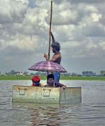 Raising a stink: Delhi's Raota village sinks under wastewater