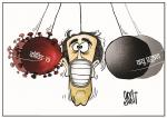 जग बीती: कोरोना या प्रदूषण