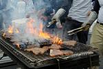लंबे समय तक वातावरण में रहते हैं खाना पकाने से होने वाले प्रदूषण के कण: अध्ययन