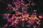 Texas deep freeze: Satellite images how the state plunged into darkness in days