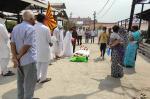 श्मशान घाट से ग्राउंड रिपोर्ट: भोपाल में जलती चिताएं खोल रही हैं सरकारी आंकड़ों की पोल