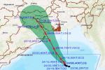 चक्रवाती तूफान यास ने पकड़ी गति, 26 मई को पूर्वी तट से टकराने की है सम्भावना