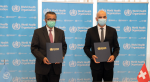 WHO launches global facility for pathogen storage, sharing and analysis