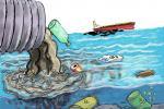 जमीन पर पैदा होता है समुद्र और तटों को दूषित करने वाला 80 फीसदी प्रदूषण