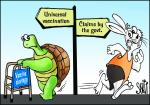 Simply Put: COVID-19 vaccinate the hare, vaccinate the tortoise