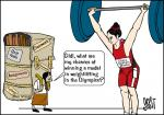 Simply Put: A childhood of heavy lifting