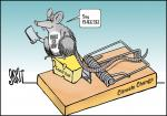 Simply put: The climate change mouse trap