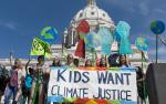 Climate crisis putting a billion children at 'extremely high risk,' warns new UN report