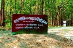 Floods threaten wildlife at VTR, Bihar's sole tiger reserve