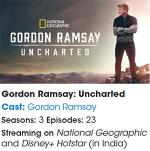 In quest of foragers: What's cookin' in Gordon Ramsay's 'Uncharted' Season 3