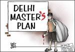 Simply put: Delhi Master's Plan