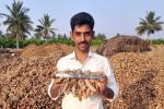 स्वास्थ्य की 'जड़ें' : हल्दी से तीन गुणा अधिक कमा रहा है यह किसान