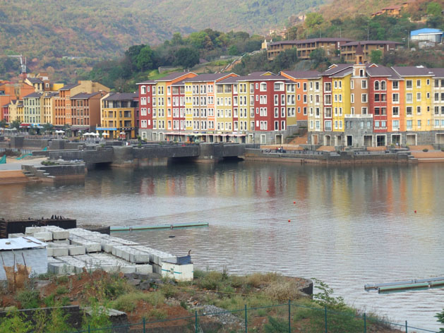 The 'big' and 'beautiful' Lavasa Read full story: Lavasa exposed Photograph by: Arnab Pratim Dutta