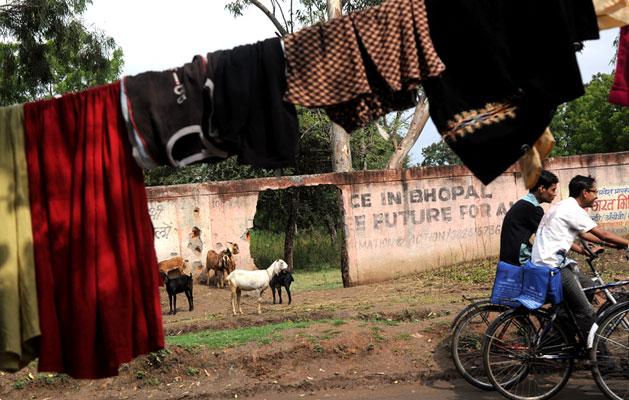 Bhopal :  A Toxic Legacy