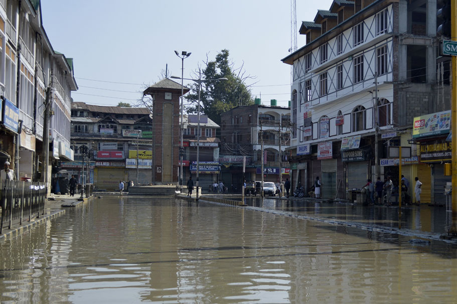 Reportedly, 3 million houses were either completely or partially damaged in the Kashmir floods