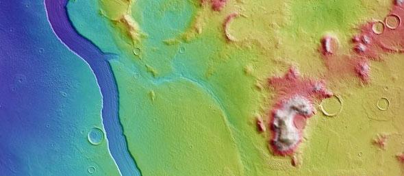 Red Planet's river saga