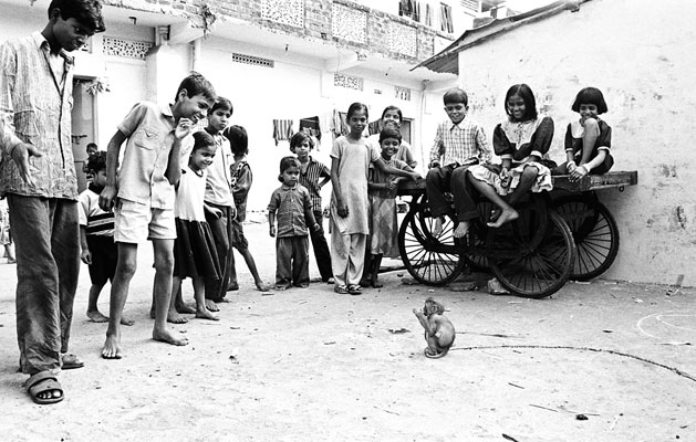 Over the years the concerns of Bhopal residents have shifted from compensation and hospitals to the clean-up of the pesticide factory. Complaints of headache and stomachache are common among themPhotographs by: Surya Sen