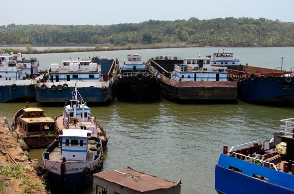 Goa after mining ban